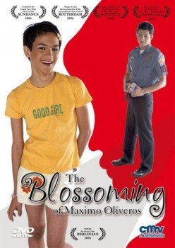 THE BLOSSOMING OF MAXIMO OLIVEROS von AURAEUS SOLITO (Regie)