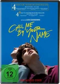 CALL ME BY YOUR NAME von LUCA GUADAGNINO (Regie)