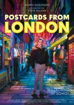 POSTCARDS FROM LONDON von STEVE McLEAN (Regie)