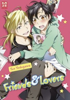 FRIENDS & LOVERS von YUO YODOGAWA