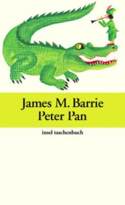 PETER PAN von JAMES M. BARRIE