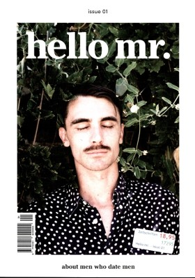 HELLO MR. ISSUE 01