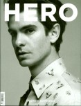 HERO MAGAZINE 21: HOT WIRED (Cover: ANDREW GARFIELD)