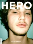 HERO MAGAZINE 20: BAD BOY CITY LIMIT (Cover: RICHIE MERRITT)