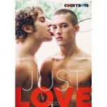 JUST LOVE BY COCKYBOYS 2020 von JAKE JAXSON & RJ SEBASTIAN (Wandkalender)