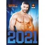 THE MEN OF HOT HOUSE 2021 (Wandkalender)