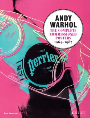 THE COMPLETE COMMISSIONED POSTERS von ANDY WARHOL