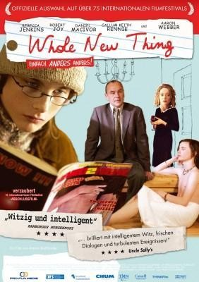 WHOLE NEW THING von AMNON BUCHBINDER (Regie)